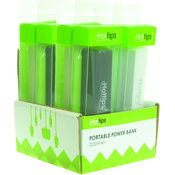 Hottips Tray Pack Portable Power Bank- 8-count 2200 mAh