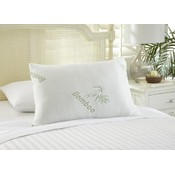 wholesale bamboo memory foam pillow queen size