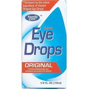 Sterile Eye Drops Original - 0.5 oz.
