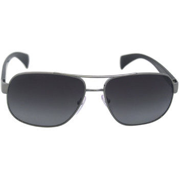 60ea884355 Wholesale Prada - SPR 52P 5AV5W1 - Gunmetal Polarized (61-15-140 mm ...