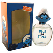 First American Brands - The Smurfs Blue Style Brainy (3.4 oz.)