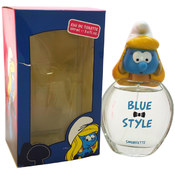 First American Brands - The Smurfs Blue Style Smurfette (3.4 oz.)