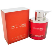 Men Myrurgia Yacht Man Red EDT Spray 3.4 oz