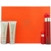 Perry Ellis - 360 Red (4 Pc Gift Set)