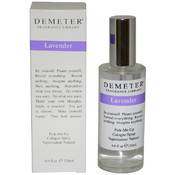 Unisex Demeter Lavender Cologne Spray