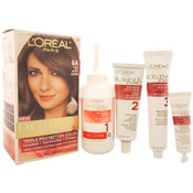 L'Oreal Paris Excellence Creme Pro - Keratine # 6A Light Ash Brown - Cooler Hair Color