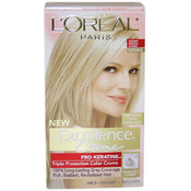 L'Oreal Paris - Excellence Creme Pro - Keratine # 9.5 NB Lightest Natural Blonde - Natural (1 Application)