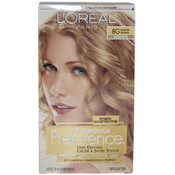 L'Oreal Paris - Superior Preference Fade-Defying Color # 8G Golden Blonde - Warmer (1 Application)