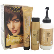 L'Oreal Paris - Superior Preference - 4SM Dark Soft Mahogany Brown (Warmer) (1 Pack)