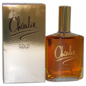 Women Revlon Charlie Gold EFS Spray 3.4 oz