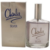 Women Revlon Charlie Silver EDT Spray 3.4 oz