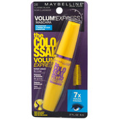 Maybelline The Colossal Volum Express Waterproof Mascara - # 241 Classic Black 0.27 oz