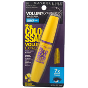 Maybelline - The Colossal Volum' Express Waterproof Mascara - # 240 Glam Black 0.27 oz