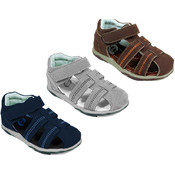 Little Boy's Closed-Toe Sandals
