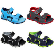 Toddler Boy's Assorted Color Sandals