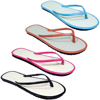 Wholesale wedding supplies bulk wedding favors wholesale wedding bamboo women flip flops bright colors junglespirit Image collections