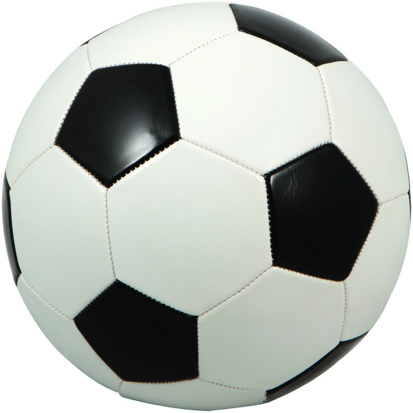 Wholesale Regulation Size Black White Soccer Ball Sku