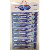 Bulk Flexible Handle Toothbrushes