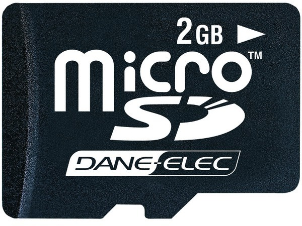 Dane-Elec Micro SD Card 2048