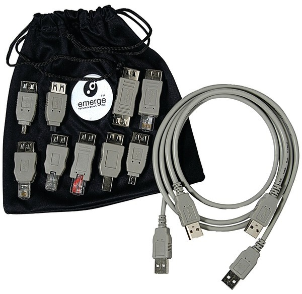 6-Ft Usb 2.0 Cable Kit