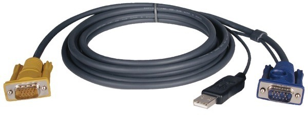 6Ft Kvm Switch Usb Cable