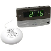 Sonic Alert Sonic Boom(R) Travel Alarm Clock With Super Shaker(Tm)