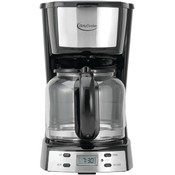 Betty Crocker Bc-2809Cb 12-Cup Stainless Steel Coffee Maker