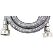 Certified Appliance Wm96Ss Braided Stainless Steel Washing Machine Hose (8Ft)
