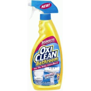 OxiClean Bathroom Disenfectant U0026 Cleaner