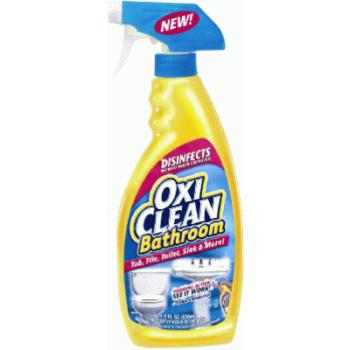 Wholesale Oxiclean Bathroom Disenfectant Cleaner Sku
