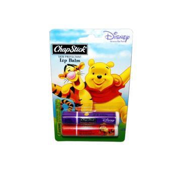 Wholesale Disney Winnie The Pooh 2 Pack Chapstick Lip Balm