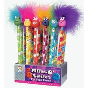 Novelty Pencils : The Grin Bin, Incentive Stickers, Toys & Patient ...