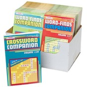 Crossword and Puzzle Books