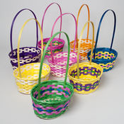 Oval Easter Basket