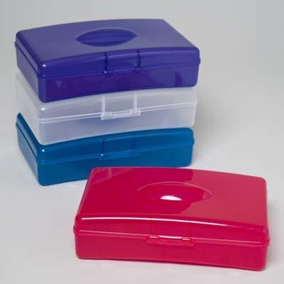 Wholesale Plastic Pencil Box Sku 1272951 Dollardays