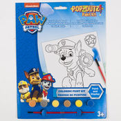 Paw Patrol Paint Set