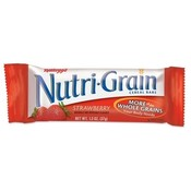Keebler Nutrigrain Cereal Bars,Low Fat,1.3 oz.,16/BX,Strawberry