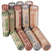 Wholesale Coin Wrappers - Wholesale Coin Tubes
