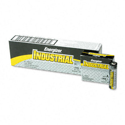 Wholesale Industrial Alkaline Batteries Aa 24 Batteries(2x$12.71) Sold in lots of 2 @ $12.71 each. Industrial Alkaline Batteries, Aa, 24 Batteries/Box Qty. in Package: 24