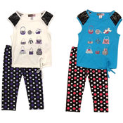 Wholesale Girls Dresses - Wholesale Girls Sets - Bulk Toddler Girls Sets