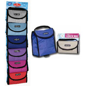 Insulated Fold-Up Lunch Bag, Cushion Handle