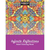 Wholesale Adult Coloring Book Infinite Reflections