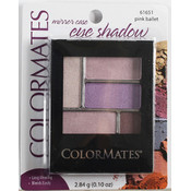 Colormates Cosmetics 5 -Pan Brick Design Eyeshadow - Pink Ballet