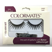 Colormates Cosmetics Eyelash Kit -Bold