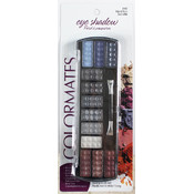 Colormates Cosmetics 12 Pan Long Eyeshadow - Island Oasis