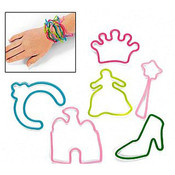 Wholesale Rubber Fun Band - Wholesale Rubber Bracelets - Discount Bracelets