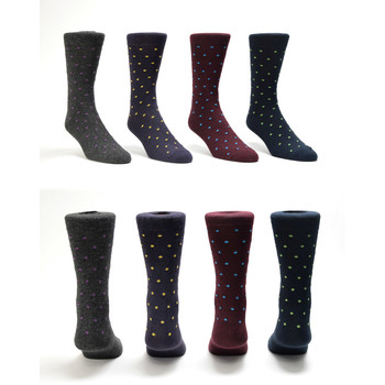7abdc66d5f33 Wholesale Men s Print Dress Socks - Size 10-13 (SKU 2124791) DollarDays