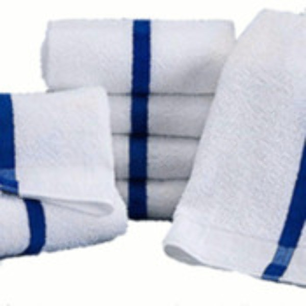 Cheap Guest Towels: Wholesale Pool Towels With Stripe