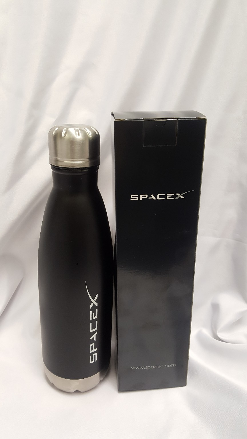 Wholesale Spacex Vacuum Insulated Water Bottle Sku