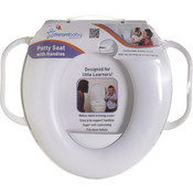 Soft Cushion Potty Seat with Handles